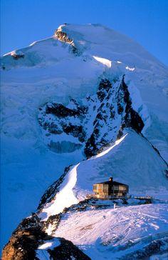 Saas Fee, Valais, Switzerland