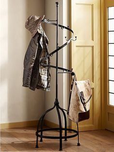 Metal-8-Coatrack