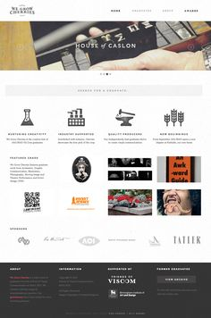 We Grow Cherries | BIAD Visual Communication Online Portfolio & Awards | Awesome Screenshot