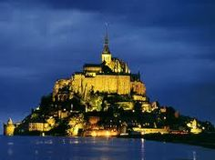"""I am ready to go:) """"Breathtaking"""" Mont St-Michel France"""