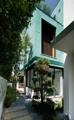 Green hiuse - k2ld architecture