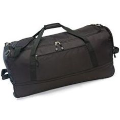 7ab12624a328  Overstock - G Pacific Ultra-lightweight 30-inch Foldable Wheeled Upright Duffel  Bag