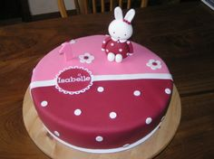 Miffy cake Nijntje taart