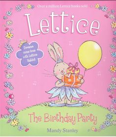 Lettice - The Birthday Party by Mandy Stanley - Paperback - NEW