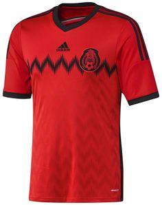 Mexico 2014-15 adidas Away