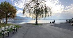 Zug #zug #switzerland #swiss Switzerland, Beach, Water, Outdoor Decor, Travel, Train, Gripe Water, Voyage, The Beach