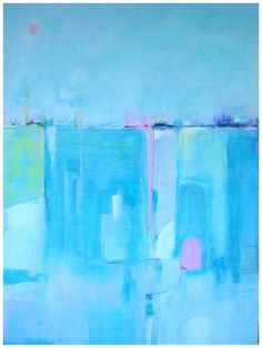 GICLEE PRINT  Abstract Acrylic Painting