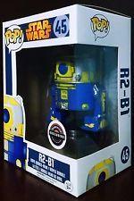 Funko Pop Disney Star Wars R2-B1 Vinyl Bobble Head - Gamestop Exclusive (RARE)