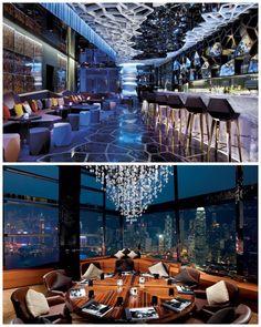 OZONE Bar @ The Ritz-Carlton in Hong Kong
