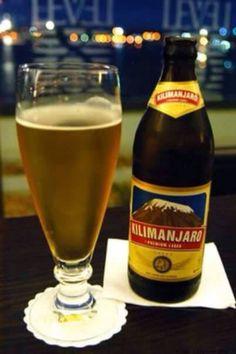 Cheers Kilimanjaro, Tanzania, Craft Beer, Beer Bottle, Drinks, Cheers, Drinking, Beverages, Beer Bottles