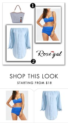 """""""Rosegal # 63"""" by nejrasehicc ❤ liked on Polyvore"""