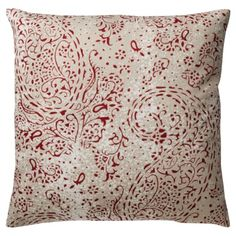 Threshold Paisley Toss Pillow (20x20)