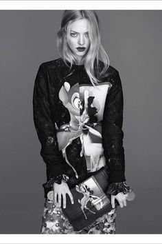 Givenchy and Amanda Seyfried.