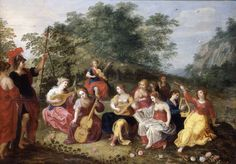 Visions of Whimsy: The Muses