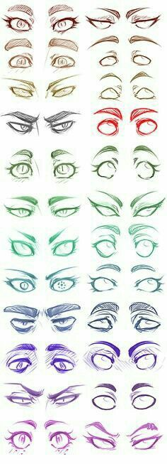 Draw yourself some eyes