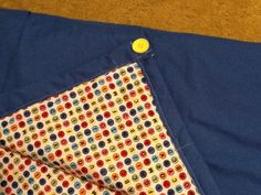 Floor mat/blanket for one of our Kinder rooms :)