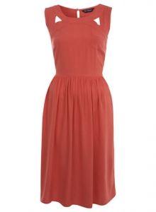 coral dress  Coral Dresses #2dayslook #susan257892 #CoralDresses  www.2dayslook.com