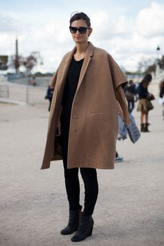 French women so get fashion.  This is why they lead the pack.  No pj bottoms or sweat shirts for a stroll or out shopping.  The French woman takes pride in her appearance.