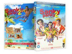 SANKY PANKY 2 | CARATULAS DE DVD