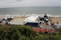 Bees Marquees were proud to supply Bournemouth Town Council for their Olympic Torch festivities shortly before London 2012 started