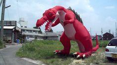ABI-tech 恐竜シューティングゲーム スピノサウルス①