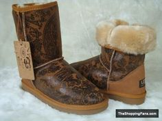 nice brown ugg boots  The Shopping Fans