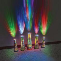 The LED Fireworks Grand Finale - Hammacher Schlemmer