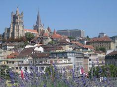 Photos de voyage à #Lausanne gay friendly en #Suisse. Tour du monde selon Gay Voyageur:  http://www.gayvoyageur.com