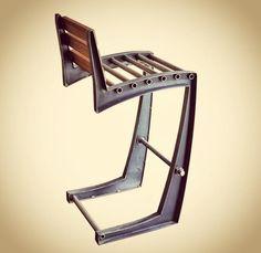 Zen Chair by Vintage Industrial Furniture