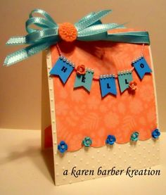 ATTEMPT #2 - CC461 by Karen B Barber - Cards and Paper Crafts at Splitcoaststampers