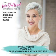 We are given ONE life on this earth to experience the best of this world.🌎  And we only get ONE body to do it in. We discuss how to build your health (mental🧠 AND physical 💪 ) and show up as our best self, even under difficult circumstances. Listen in 🎧  to learn Amy's daily agreement process for building personal integrity and how to improve YOUR health—from the inside-out! ✨🍎   #healthinspiration #healthpodcast #workoutinspiration #fitnessinspiration #fitnessquotes #wellnessquotes