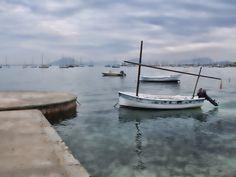 Boat in Puerto Pollensa
