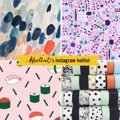 Khoollect's hotlist of pattern-loving Instagrammers