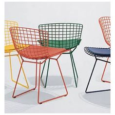BERTOLIA CHAIR ORIGINALY MANUFACTURED BY KNOLL