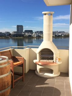 Browse the entire Buschbeck range of wood fired pizza ovens, BBQs and outdoor fireplaces here! Luxury backyard living is only one Buschbeck away. Fire Pizza, Wood Fired Pizza, Barbecues, Outdoor Furniture, Outdoor Decor, Sun Lounger, Firewood, Bbq, Oven