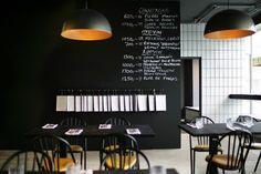 The Deco Soul: Restaurante