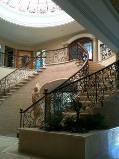 Casa de los leones, estilo italiano clásico