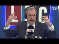 "Nigel Farage ""Trump Row is Storm in a Tea Cup"""