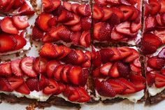 Simplest Strawberry Tart Recipe - NYT Cooking