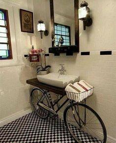 Dutch Bathroom