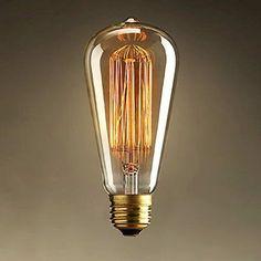Vintage glass shade of size 279 x 200 mm Made out of good quality Maximum bulb wattage is 60 Watt