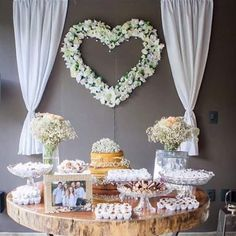 [New] The 10 Best Home Decor Today (with Pictures) Diy Wedding, Rustic Wedding, Wedding Cakes, Dream Wedding, Wedding Day, Wedding Desert, Marry Me, Event Decor, Wedding Anniversary