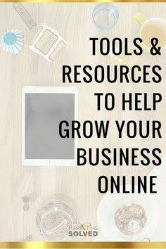 Huge list of resources and tools to grow your business online. I use most of these daily to run my business as an online entrepreneur. From tools, products, tips, worksheets, downloads, calendars, and more. This is a huge resource for your business.