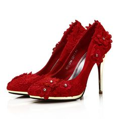 I cannot express how much I love these gorgeous heels. Just plain gorgeous. Love love love.