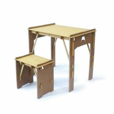 Out Now - Tempo Collection Stool and Desk from Wayfarer Furniture