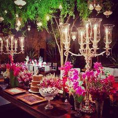 Ideas hermosas para tu boda en #ZonaELlanogrande #Naturaleza #Verde #Campo#BodasAlAireLibre #BodasCampestres #Evetos #Picnic #Happy #Love - Img vía #Pintererst
