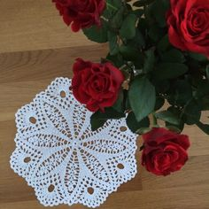 Crochet Dreams - Min första duk Diy And Crafts, Mandala, Victorian, Garner, Crochet, Blogg, Dreams, Dish, Internet