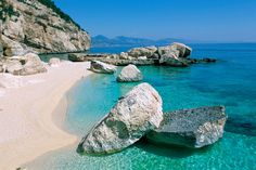 Sardegna - golfo di Orosei Cala Mariolu- Italy