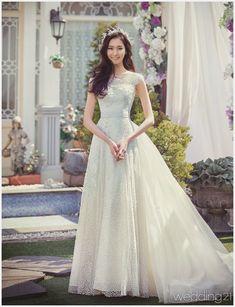 [웨딩드레스] ① 여배우 최지헌과 함께한 드레스 컬렉션, 브라이드 아르디자노