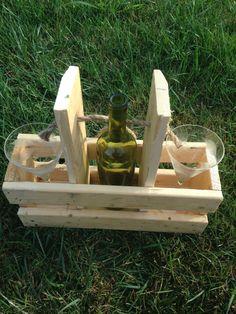 Wine Caddy, Rustic Wine Storage, Reclaimed Wood Wine Caddy, Kitchen Storage, Wine Storage, Wine Rack, Wood Wine Rack, Unique Wine Rack, by CharmingCustomDesign on Etsy https://www.etsy.com/listing/475585355/wine-caddy-rustic-wine-storage-reclaimed